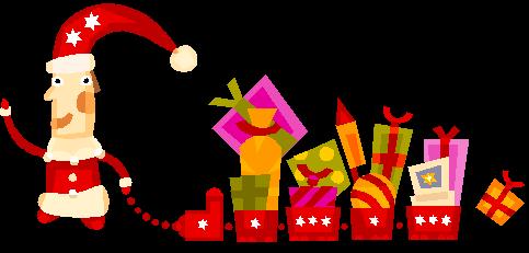 lutin cadeaux